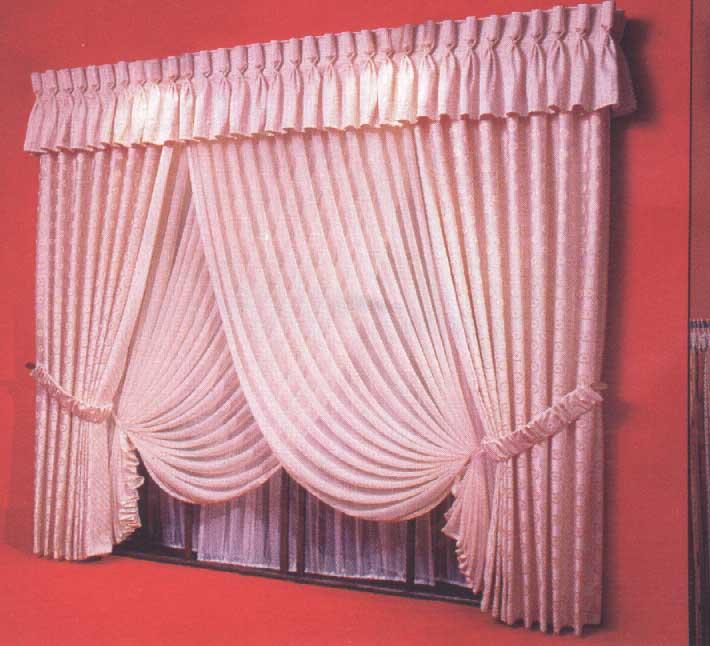 Описание: ламбрекен, шьем шторы сами, как шить.